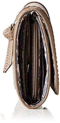 s.Oliver - Portemonnaie, Portafogli Donna Marrone (Braun (chinchilla 8621))