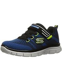 SKECHERS 95523L azul marino zapatos de bebé elásticas rasga la memoria