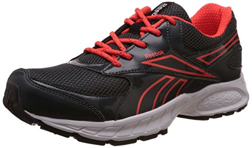Reebok Women's Limo Grey, Red, Silver, White and Black Running Shoes – 5 UK 41aBddO 2BZCL