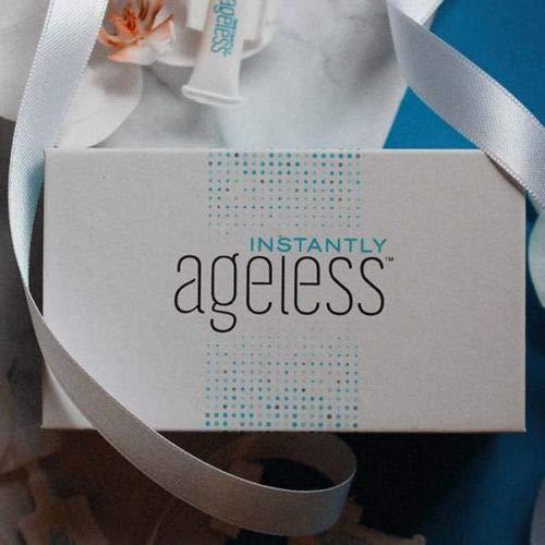 GeschenkIdeen.Haus - Instantly Ageless Ampullen zur Straffung der Haut - 25 Stück - Anti Age