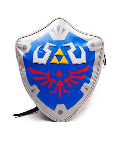 Horror-Shop Link Hyrulian Schild Rucksack - The Legend of Zelda