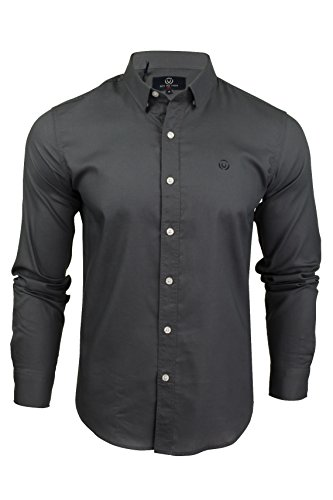 Duck and Cover Mens Long Sleeved Shirt by Birch'