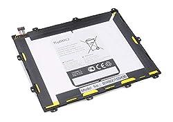 vhbw Li-Polymer Akku 4050mAh (3.8V) für Handy Smartphone Telefon Alcatel P320A, One Touch Pop 8 Tablet wie TLp041C2.