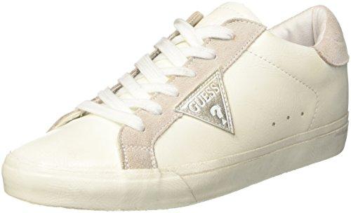 Guess Damen Vega Tennisschuhe Bianco