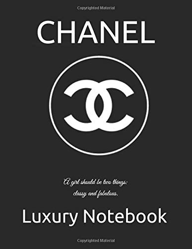 CHANEL: A girl should be two things: classy and fabulous. por Luxury Notebook