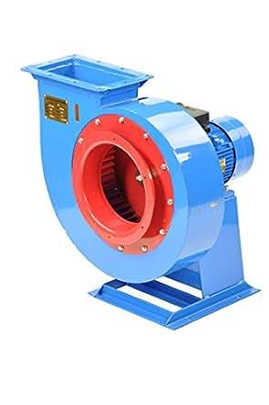 Pro-Lift-Montagetechnik 1,5kW max 5000m³/h Radiallüfter