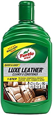 Turtle 51793 Wax Luxe Leather