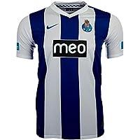 Nike 419809-400 - Maglia FC Porto, bambino, bianco/blu (Bianco/Blu), M