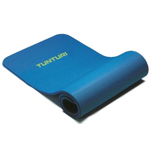 Tunturi Yoga-Matte Blau blau 1,5 cm