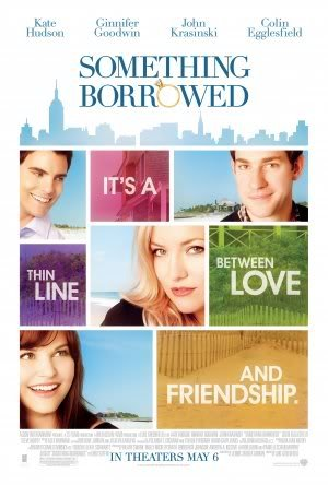 Something Borrowed - Kate Hudson - Movie Wall Art Poster Print - 43cm x 61cm / 17 Inches x 24 Inches A2 - Hudson Movie Poster
