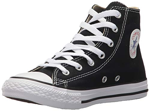 CONVERSE ALL CHUCK TAYLOR HI TOP NEGRO 7J231 UNISEX INFANTIL TODDLER SHOES TAMA?O DE LOS EEUU 10
