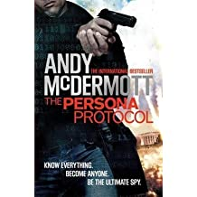 [(The Persona Protocol)] [By (author) Andy McDermott] published on (July, 2013)