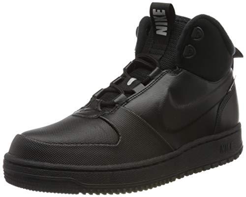 Nike Herren Path WNTR Basketballschuhe, Mehrfarbig (Black/Black-MTLC Pewter 001), 42 EU