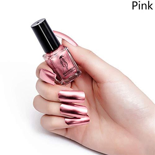Peeling Nagellack Matte Effekt fettige langanhaltende Nagellack für Frauen Mädchen als Make-up-Tool