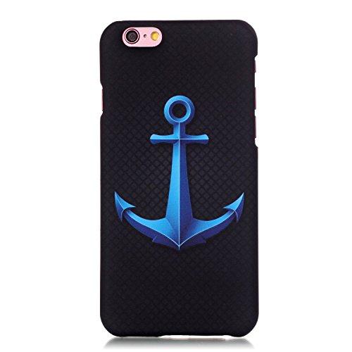 """MOONCASE iPhone 6S Coque, Ultra-Mince Anti Scratch Housse Étui Plastic Hard Shell Case Coque de Protector pour iPhone 6 / 6S 4.7"""" - A10 A02"""