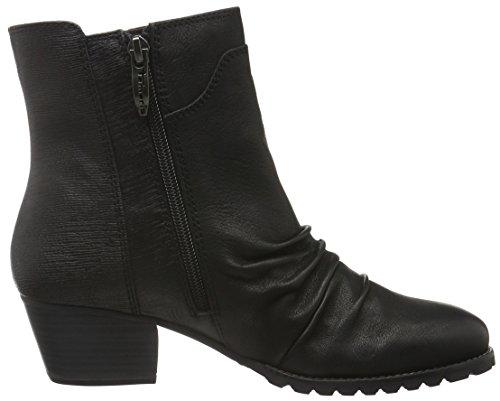 Tamaris 25350, Bottes Classiques Femme Noir (Black 001)