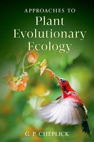 Approaches to Plant Evolutionary Ecology by G.P. Cheplick (2015-07-01)