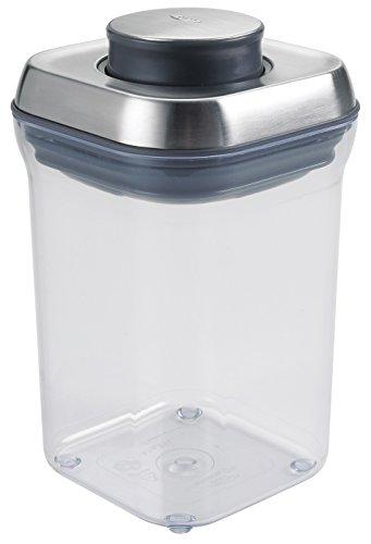 OXO POP de acero rectangular contenedor