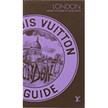 Louis Vuitton - Londres City Guide 2012, Version Française