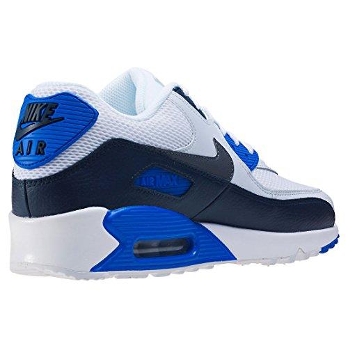 Nike - Air Max 90 Essential Blu - Sneakers Herren Blau