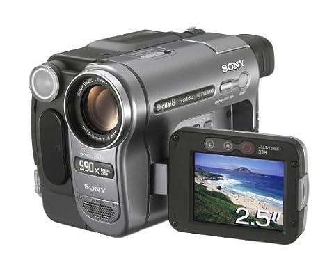 SONY Handycam DCR-TRV270E Caméscope Digital8