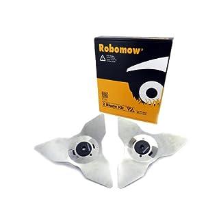 Robomow - Ersatz-Messerset für RS Modelle - 2 Stück