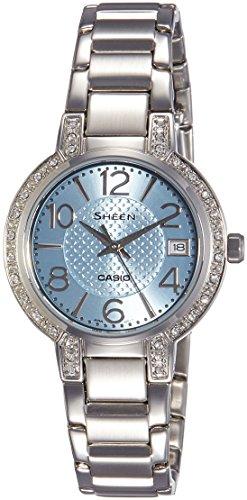 41aByrHm%2BFL - Casio Sheen Women SHE 4804D 2AUDR SX127 watch