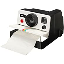 Winterworm Rétro Creative Camera en forme de papier toilette Porte-rouleau  de papier Tissue Box ea42f0b4bb28