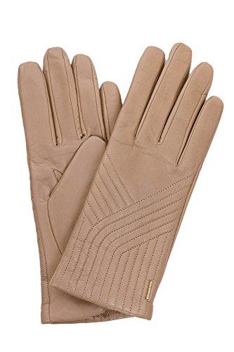 BOSS Handschuhe Gyna für Damen in Beige, 7.5