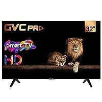 جي في سي برو 32 انش LED تلفزيون ذكي اسود - LD-32TVS