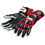 Ducati Speed Air C1 Handschuhe Aus Leder Rot Weiß Größe M Auto