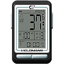 Velomann C17inalámbrico ordenador: 17función–+ cadencia
