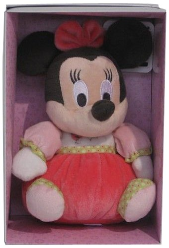 Disney Peluche - Minnie - Pretty in Pink - 23 cm