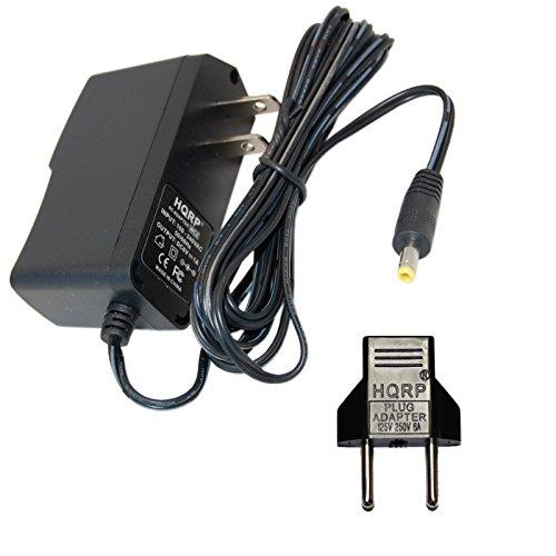 HQRP Adaptaeur CA pour Omron Controle de la tension arterielle M500, M700, M300, M400, M2, M3, M6, M6W, M10-IT