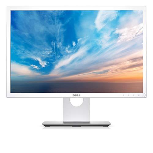 DELL P2217 55,9 cm (22 Zoll) LED Monitor (VGA, HDMI, DisplayPort, 5ms Reaktionszeit) weiß
