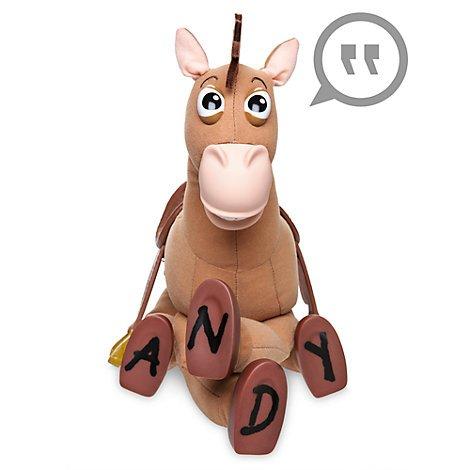 Bullseye Talking Action Figure, Toy Story, Official Disney