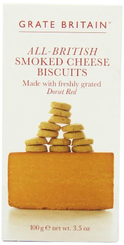 ARTISAN BISCUITS Smoked Biscuits - Lot de 4
