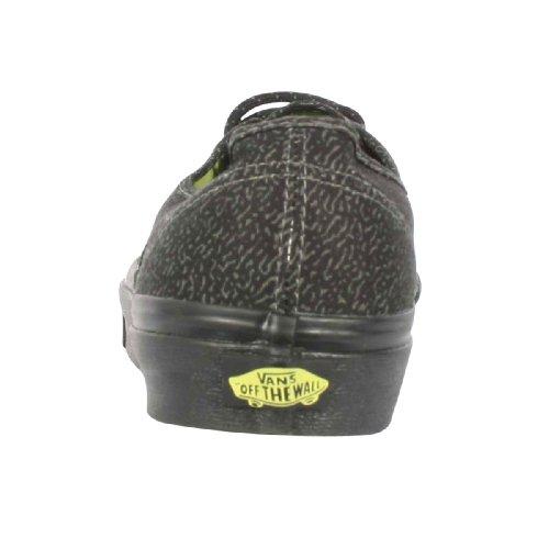 Vans Originals Zapatillas Blancas De Carbón (negro) Negras