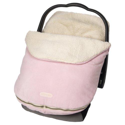 JJ Cole JBMOP/BMOP - Winterfußsack/Fußsack Bundleme Original - rosa, pink - bis 1 Jahr