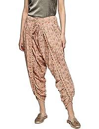 Women's Cotton Salwar Bottom (SLDVC.GGT00N20156865_Beige_40)