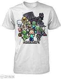 Party-T-Shirt Minecraft