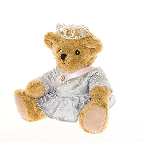 Queen Elizabeth Ii Diamond Jubilee Teddy Bear Manufactured The Great British Co