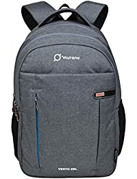Murano Verto 28 LTR Laptop Backpack for 15.6 inch Laptop and Polyester Water Resistance Backpack for Men and Women
