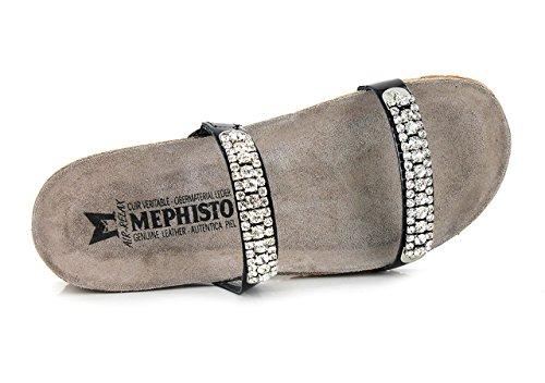 Mephisto P5118068 femmes Mule Black