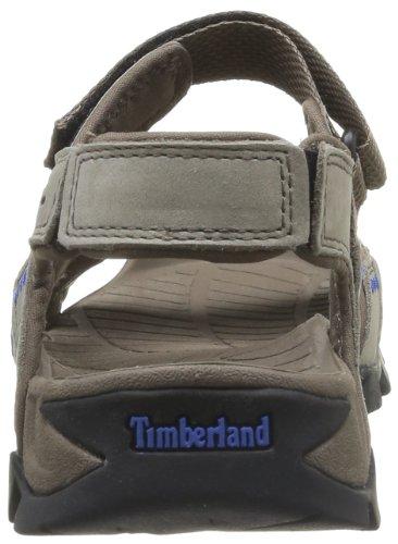 Timberland Eldridge Sandal, Sandales homme Marron (Light Brown)