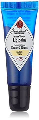 Jack Black Intense Therapy Lip Balm SPF25, Lemon 7 g