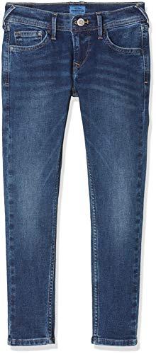 Pepe Jeans Jungen Finly Jeans, Blau (Denim Gk5), 13-14 Jahre (Herstellergröße: 14) -
