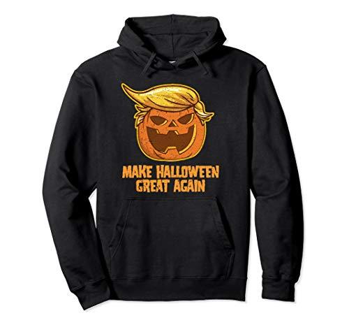 Freaky Vintage Halloween Kostüm - Great Pumpkin Great Again Trump Vintage