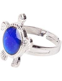 Stimmung Farbe Ändern Ring gefühl Veränderbar Band Einstellbare Größe
