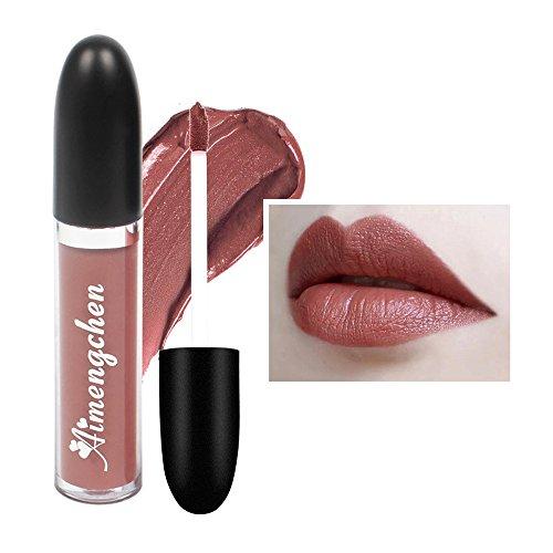 Yazidan 16 Farbe Flüssigkeit Lippenstift Feuchtigkeitscreme Samt Kosmetik Schönheit Bilden London...